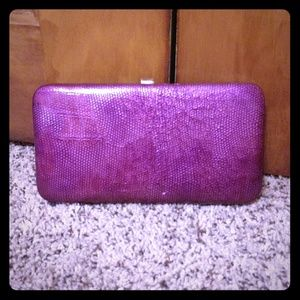 Handbags - Faux Leather Wallet